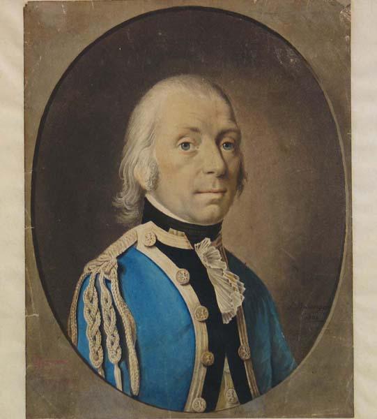Portret van Johannes van Westenhout (Collectie Historisch Museum Den Briel; inv nr 3722)