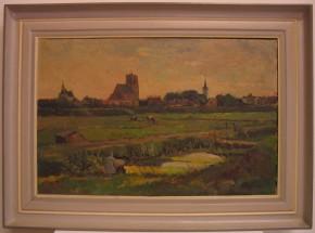 Gezicht op Brielle (Collectie Historisch Museum Den Briel; inv nr 4398)