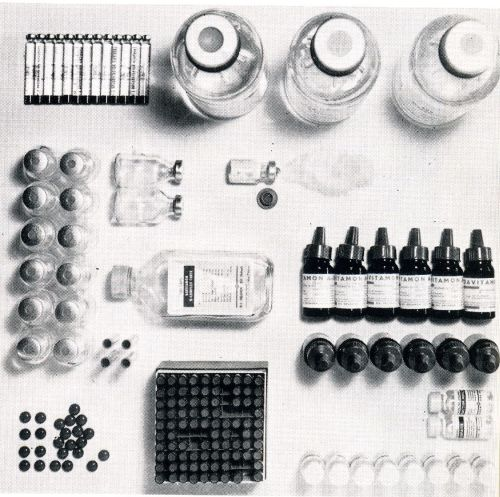 Een greep uit de medische rubberproducten