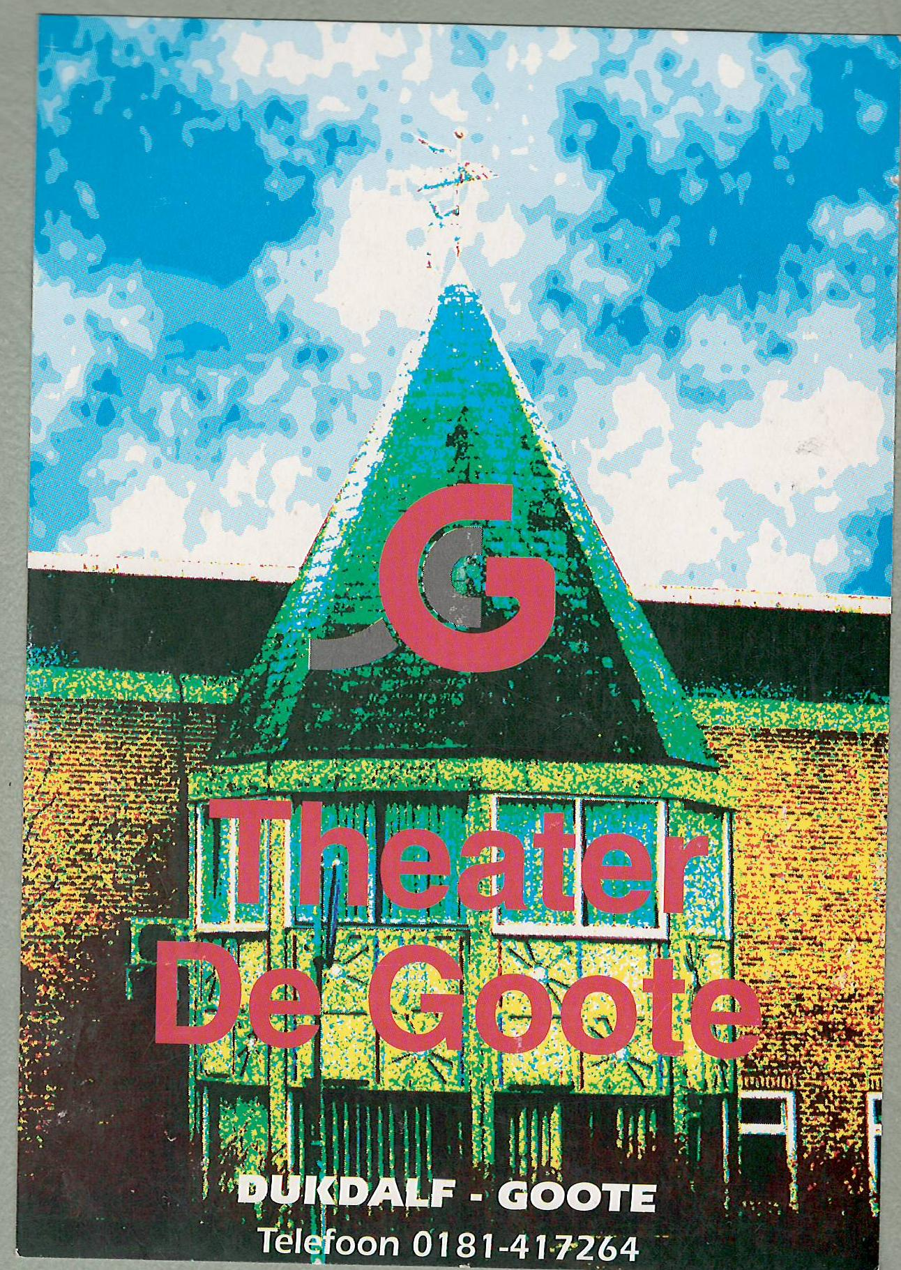 Theater de Goote